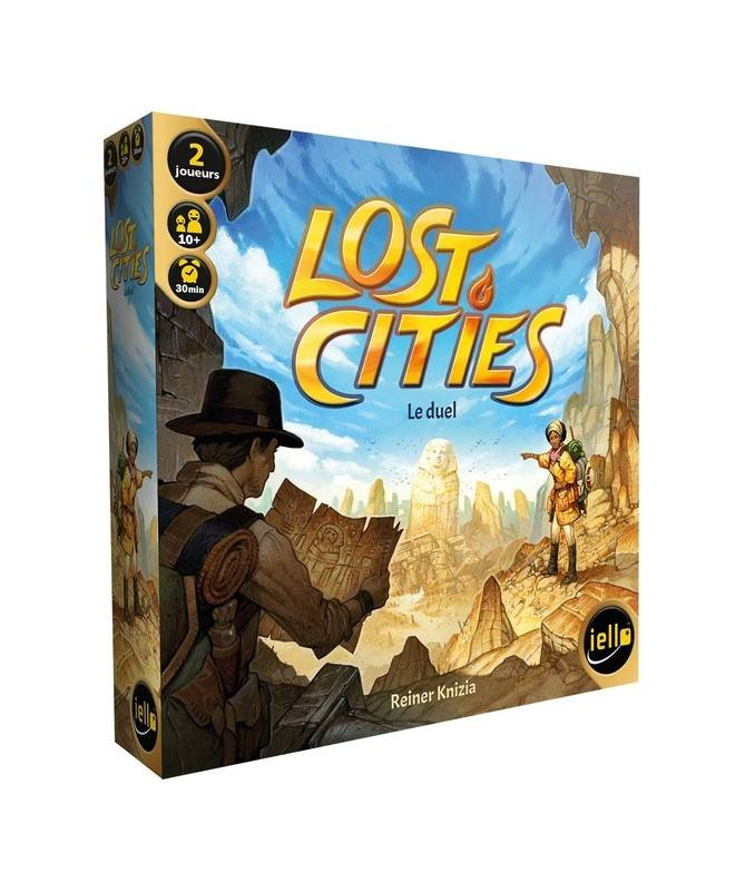 Lost cities - Duel