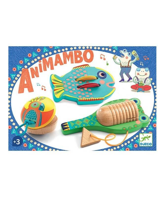 Animambo - Set de 3 Percussions