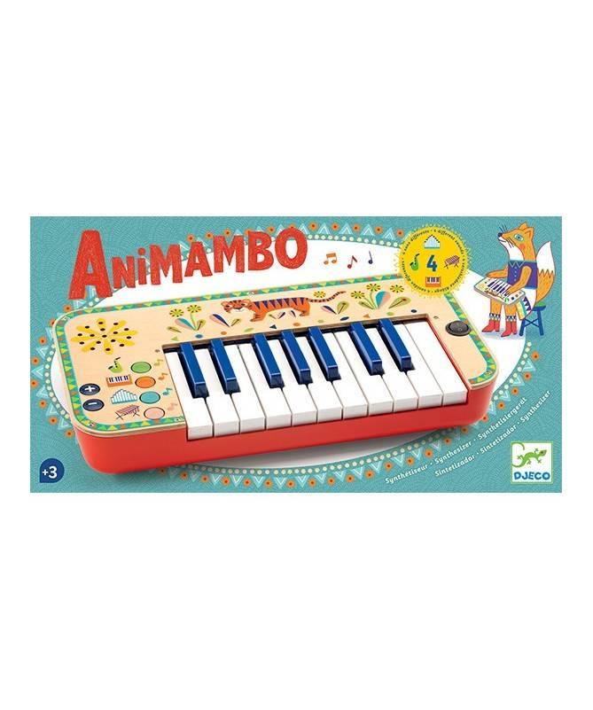 Animambo - Synthétiseur