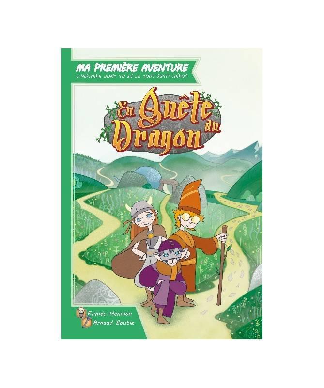 Ma 1ère aventure : En quête du dragon