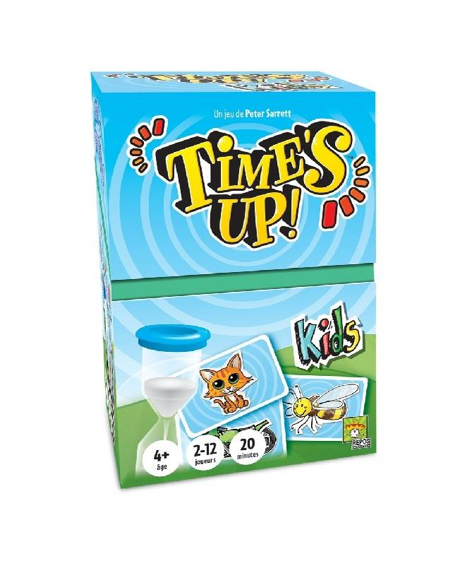 Time's Up Kids - Chat