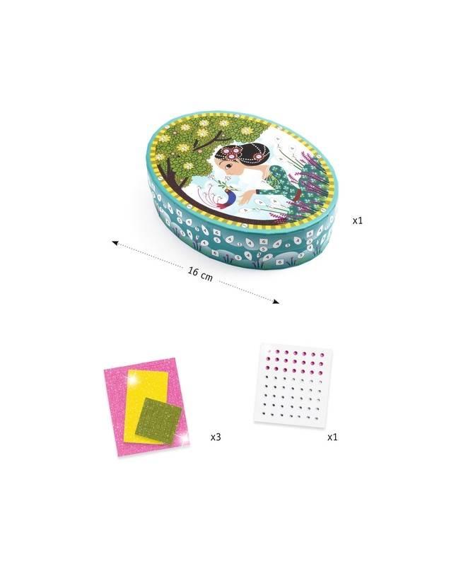 Boîte DIY - Petits secrets
