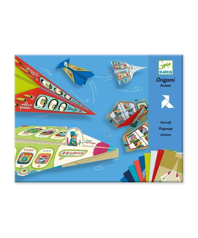 Origami - Avions