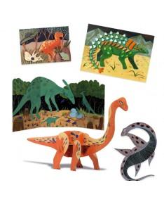Coffrets multi-activités - Le monde des dinosaures