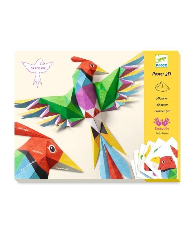 Poster 3D - Amazonie