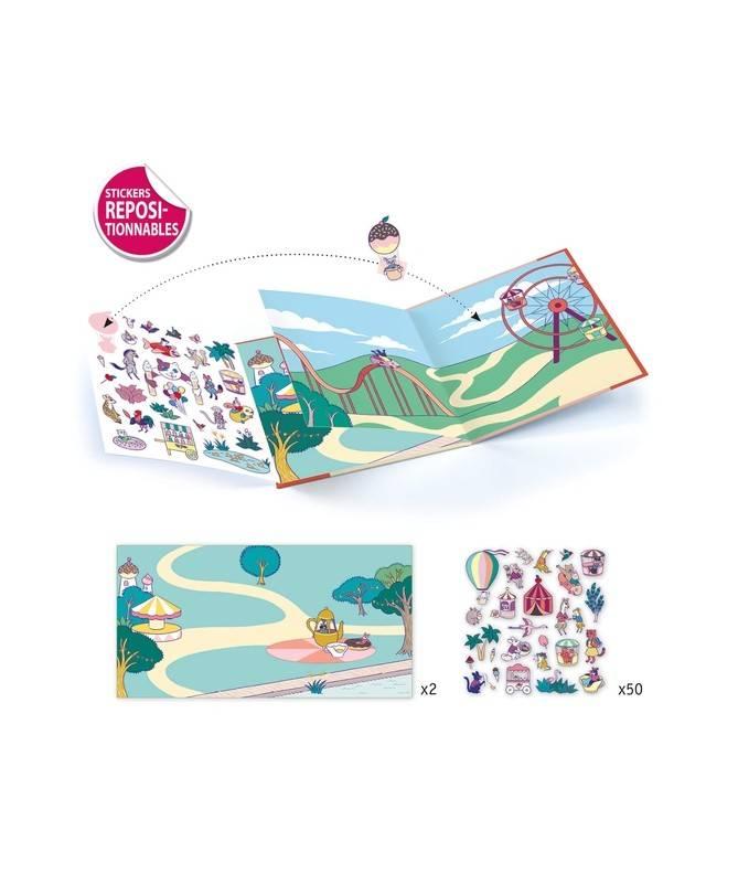 Histoires de Stickers - La Fête Foraine