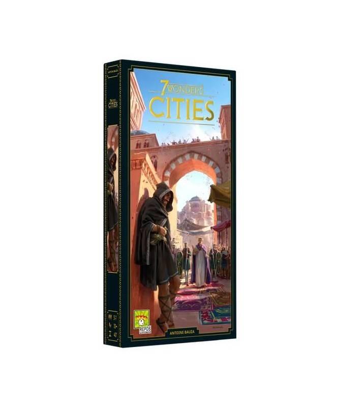 7 Wonders ext. Cities (Nouvelle Édition)