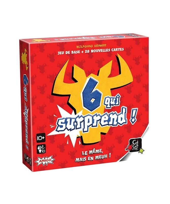 Six qui surprend