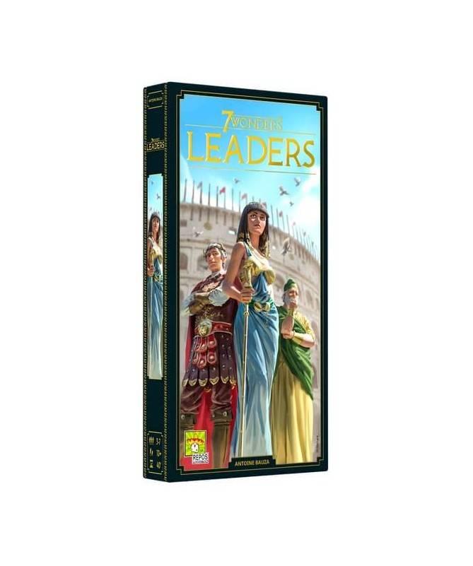 7 Wonders ext. Leaders (Nouvelle version)