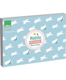 Mobile oie sauvage Michelle Carlslund -