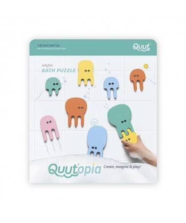 Quutopia - Puzzle de bain - Méduses