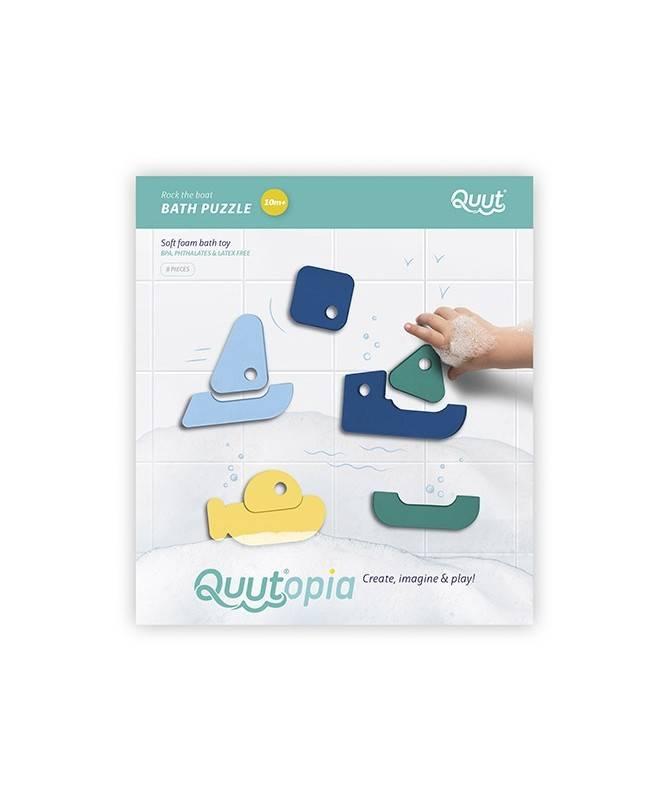 Quutopia - Puzzle de bain - Rock the Boat