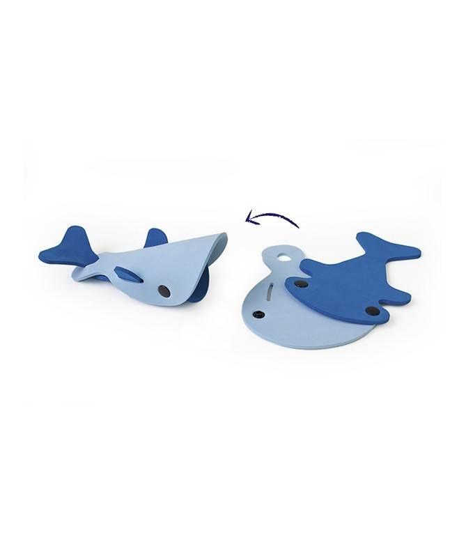 Quutopia- 3D- Baleines abyssales