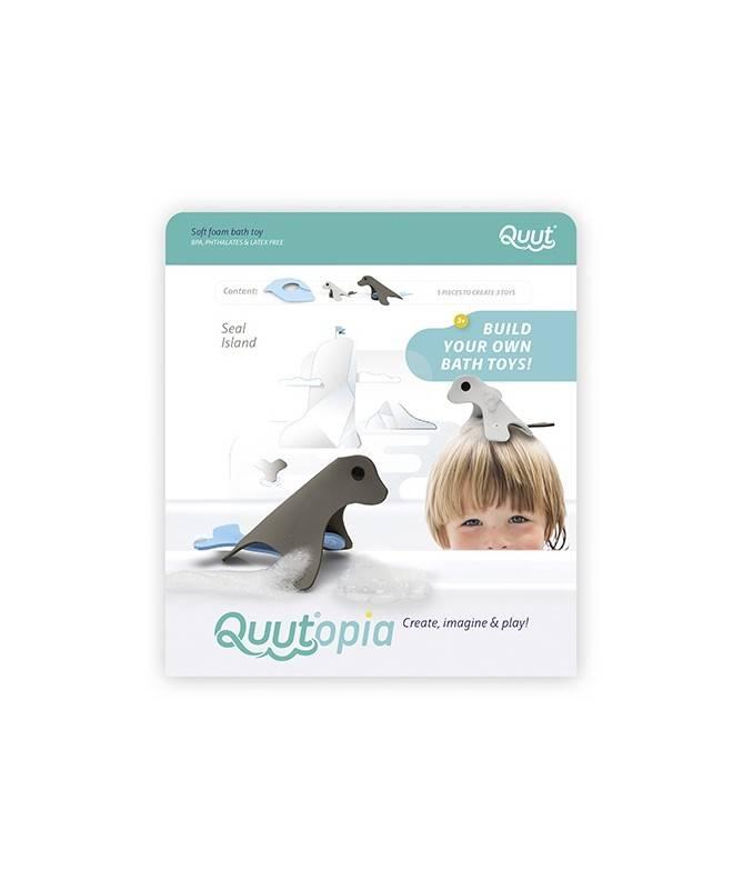 Quutopia- 3D- L'île aux phoques