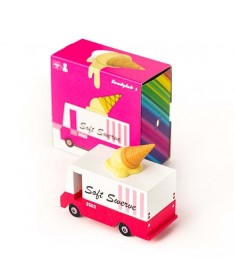 Candyvan - Camion de glaces