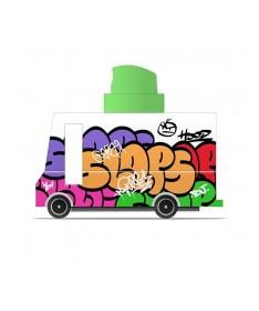 Graffitti Van