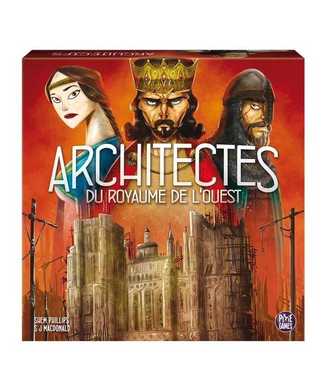 Architectes des royaumes de l'ouest
