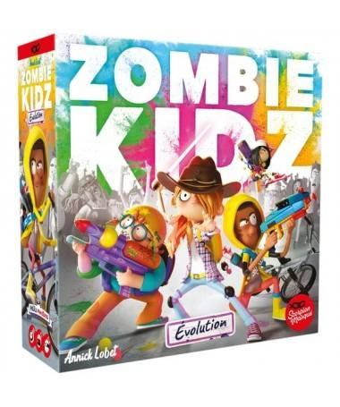 Zombie Kidz - Évolution