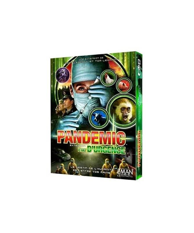 Pandemic ext. État d'Urgence