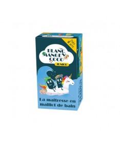 Blanc Manger Coco Junior : La Maîtresse en maillot de bain