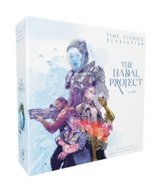 Time Stories Revolution : The Hadal Project