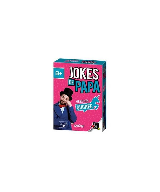 Jokes de Papa Extension Sucrée