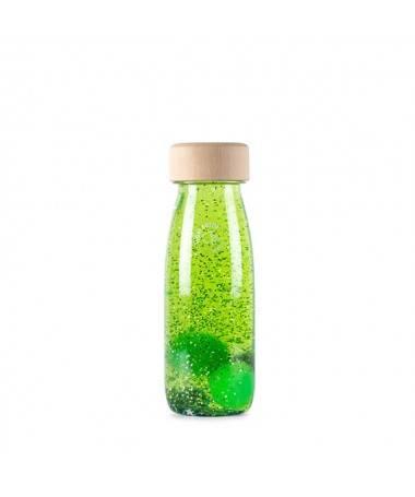 Bouteille sensorielle - Vert