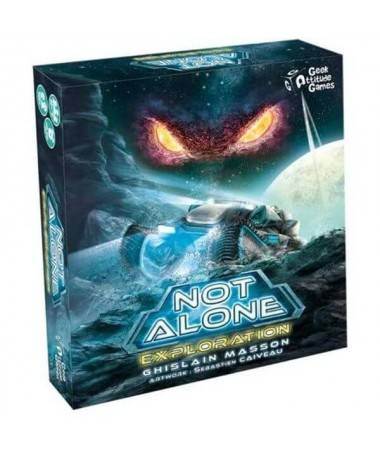 Not Alone ext. Exploration