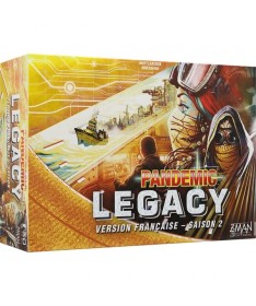 Pandemic Legacy : Saison 2 jaune