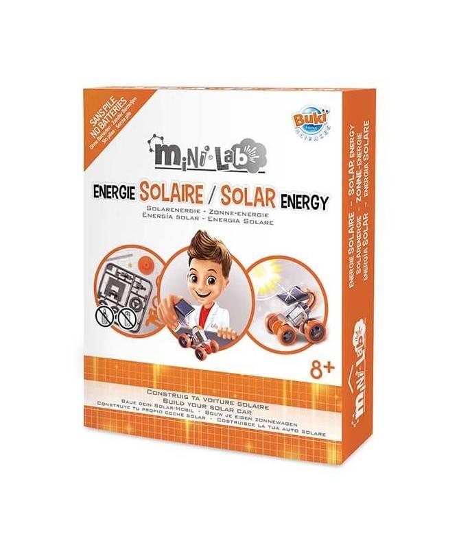 Mini LaB Energie Solaire