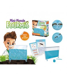 Mini Monde des Fourmis