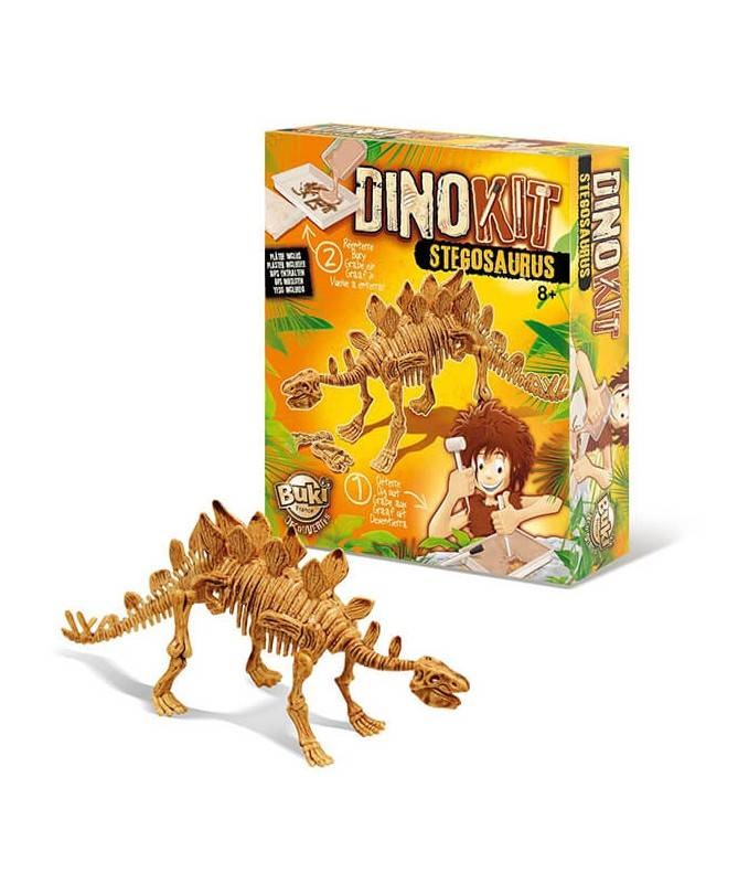Dino Kit - 4 modèles assortis
