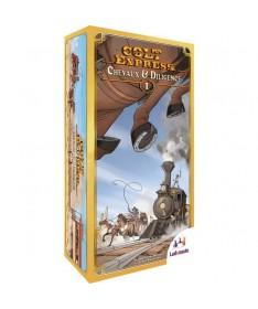 Colt Express ext. Chevaux & Diligences