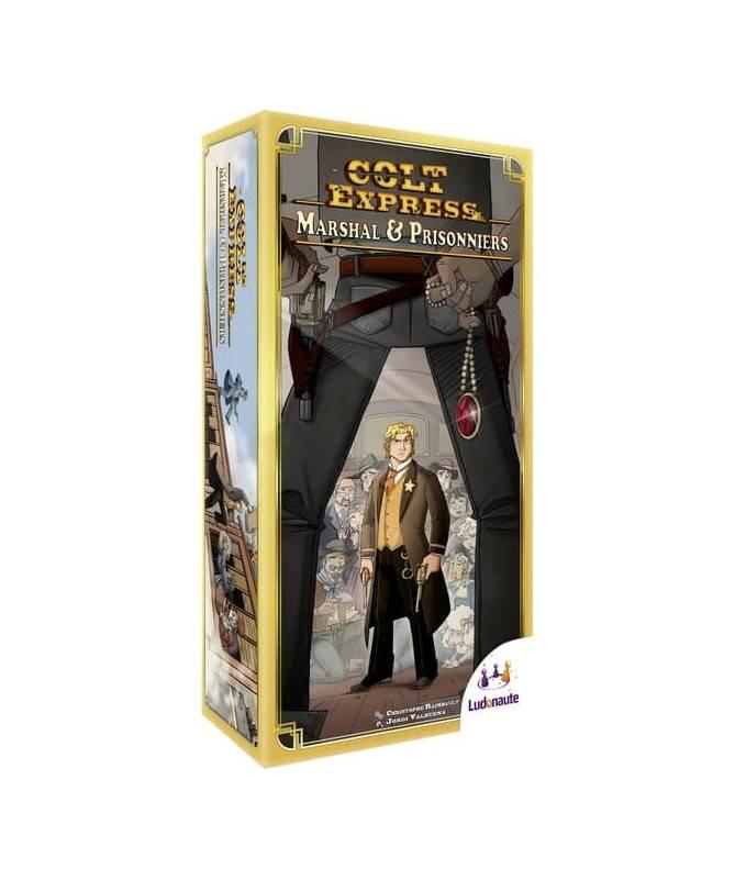 Colt Express ext. Marshal & Prisonniers