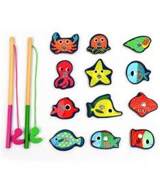 Fishing colour - Pêche magnétique