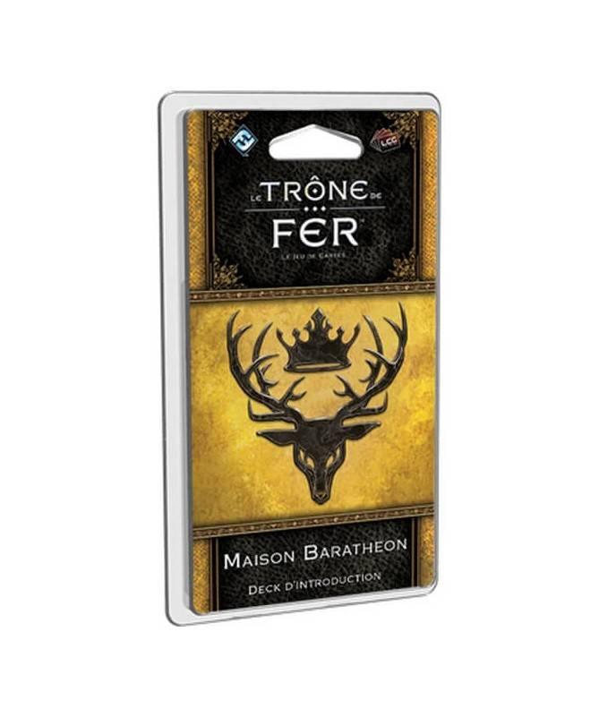 Le Trône de Fer JCE - Baratheon (deck intro)