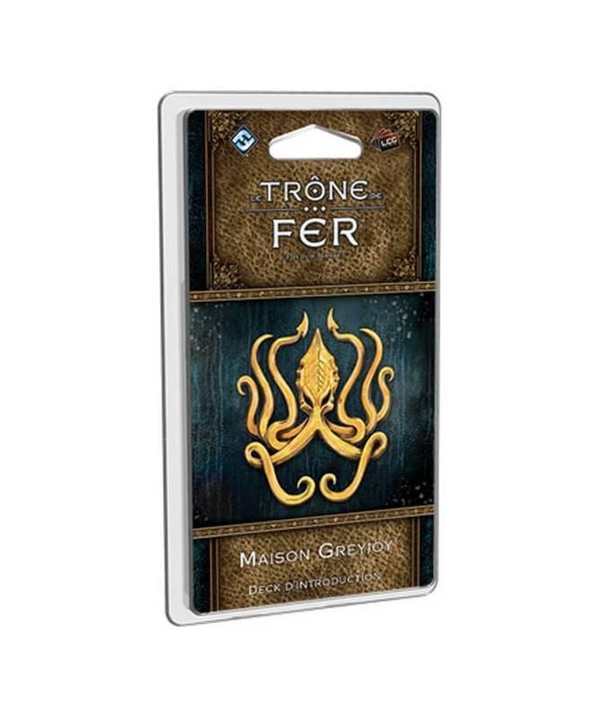 Le Trône de Fer JCE - Greyjoy (deck intro)