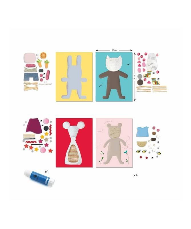 Collages pour les petits