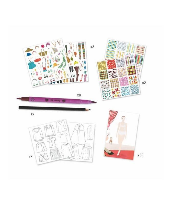 Dessiner une collection - Dessins & coloriages