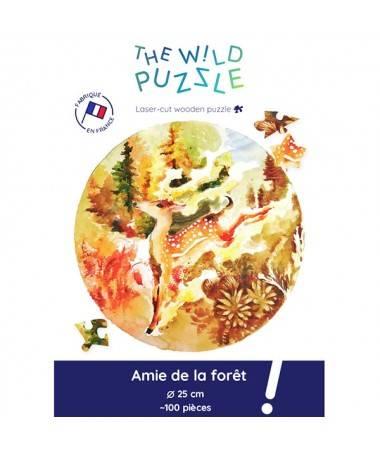 The Wild Puzzle - Amie de la forêt