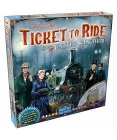 Les aventuriers du Rail ext. Royaume Uni + Pennsylvanie