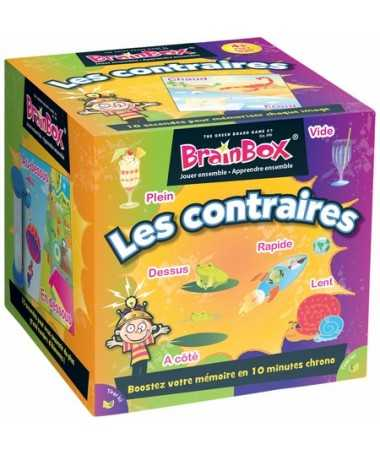 Brainbox - Les contraires