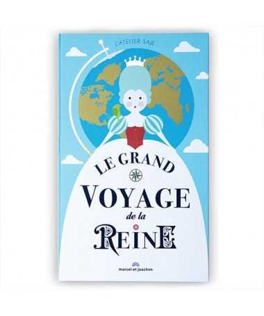 Livre animé - Le Grand voyage de la reine
