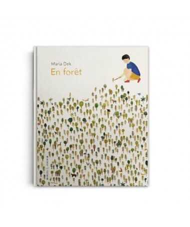 Livre Album - En forêt
