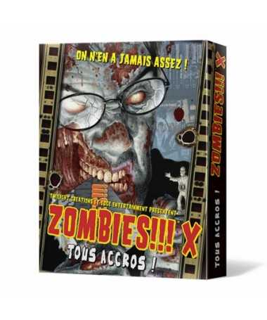Zombies !!! ext. X