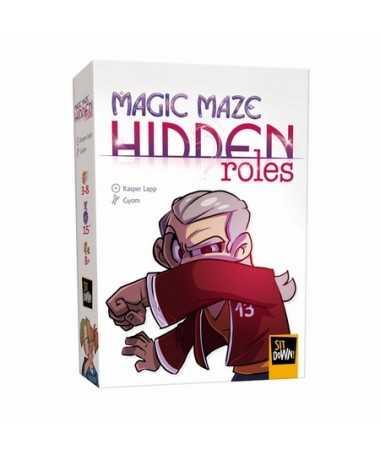 Magic Maze ext. Hidden Roles