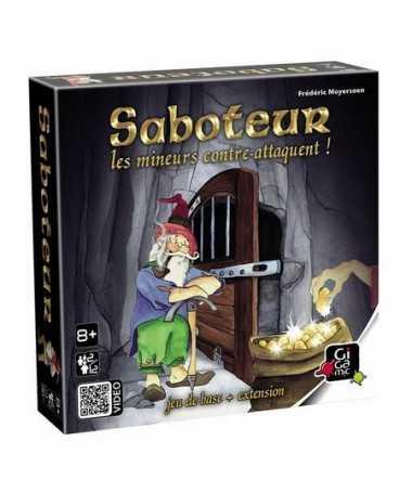 Saboteur 2 - Les mineurs contre-attaquent !