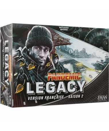 Pandemic Legacy : Saison 2 Noire