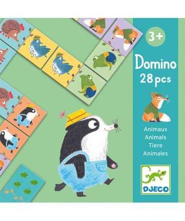 Domino animaux - Educatif