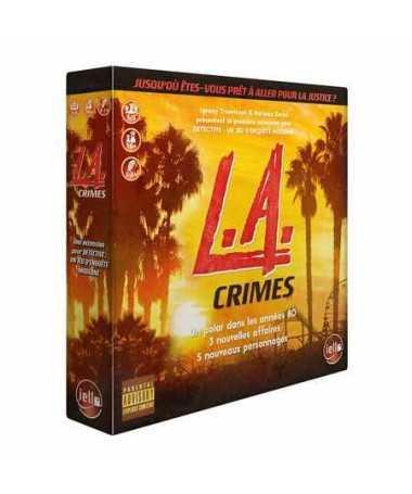 Détective ext. L.A Crimes